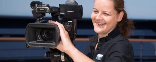 Cruise-Vision-Kamerafrau