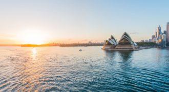 Hafen von Sidney